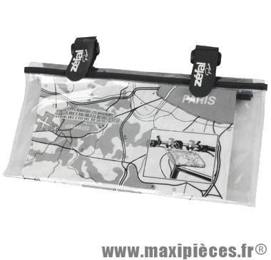 Porte carte pour vélo Doomap Zéfal 245x245/120mm *Prix spécial !