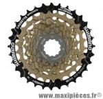 Cassette 7 vitesses hg20 12-28 dents marque Shimano - Matériel pour Vélo