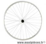 Roue VTT 26 pouces arrière blocage k7 8/9v jante silver alu - Accessoire Vélo Pas Cher
