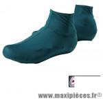 Couvre chaussure lycra vert (paire) marque Optimiz - Matériel pour Vélo pour cycliste