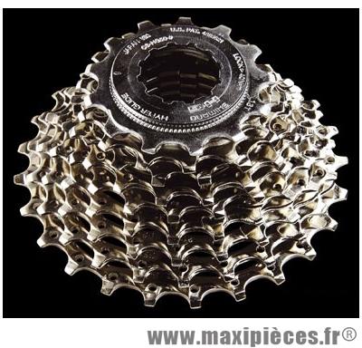 Cassette 9 vitesses hg50 tiagra/105/ultegra 13-25 dents marque Shimano - Matériel pour Vélo