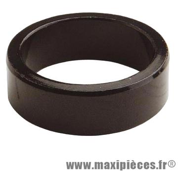 Entretoise ahead-set 1 pouce 10mm noire 25.4 mm ext. marque Atoo - Matériel pour Vélo