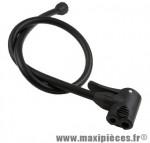 Raccord switch pompe a pied corps alu marque Beto - Accessoire Vélo