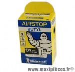 Chambre à air de tradi 650x28/47 vp b3 (26-6m) marque Michelin - Pièce Vélo