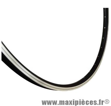 Jante VTC 700x32/35 exe noire 36t. double paroi marque Mach1 - Matériel pour Cycle
