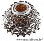 Cassette 9 vitesses pg-970 11-32 dents (compatible shimano) marque Sram - Pièce Vélo