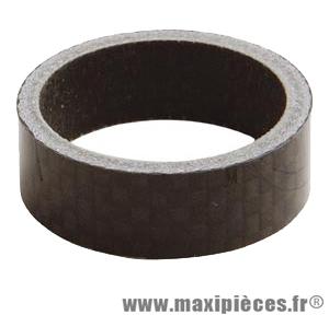 """Entretoise de direction Atoo carbone 10 mm pivot fourche 1 noire"""" *Prix spécial !"""