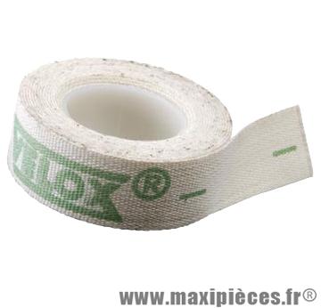 Fond de jante adhésif 16mm haute résistance coton (rouleau de 2m) marque Vélox