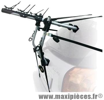 Porte vélo 6 sangles verona acier 3 velos marque Peruzzo - Accessoire Vélo