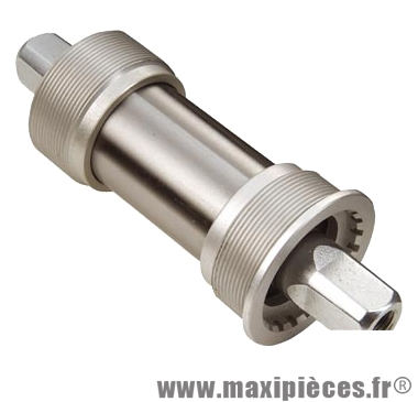 Boîtier de pédalier Stronglight JP 400 axe carré 115 mm filetage italien cuvettes alu