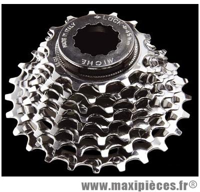 Cassette 8 vitesses adaptable shimano 14-25 dents marque Miche - Pièce Vélo