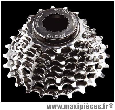Cassette 8 vitesses adaptable shimano 16-25 dents marque Miche - Pièce Vélo