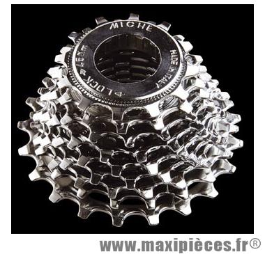 Cassette 9 vitesses adaptable campa 16-25 dents marque Miche - Pièce Vélo