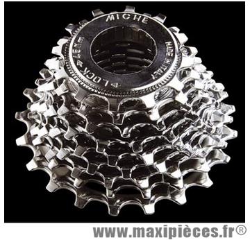 Cassette 8 vitesses adaptable campa 14-25 dents marque Miche - Pièce Vélo