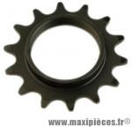 Pignon fixie/piste 14 dents marque Shimano - Matériel pour Vélo
