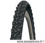 Pneu de vélo cyclocross VTC 700x30 mud 2 ts noir (30-622) marque Michelin - Pièce Vélo