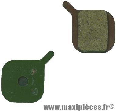 Plaquette de frein VTT adaptable cannondale coda (paire) organique marque SwissStop - Matériel pour Cycle