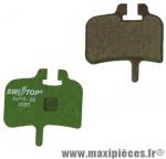 Plaquette de frein VTT adaptable hayes hfx nine/mag/mx1/promax (paire) organique marque SwissStop - Matériel pour Cycle