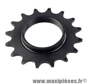 Pignon fixie/piste 16 dents marque Shimano - Matériel pour Vélo
