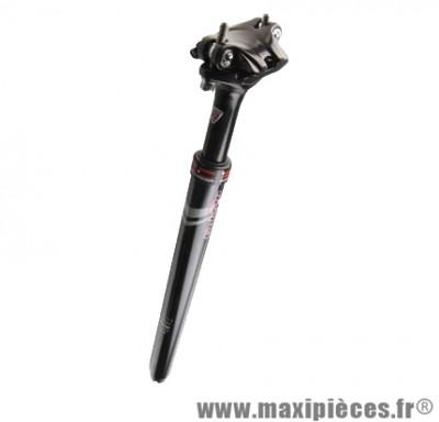 Tige de selle suspension d27.2 alu l350 VTC/VTT guizzo noire - Accessoire Vélo Pas Cher