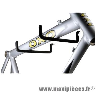 Support vélo mural maxi 20kgs (x2) - Accessoire Vélo Pas Cher