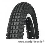 Pneu pour BMX 20x2.125 mambo tr noir (57-406) marque Michelin - Pièce Vélo