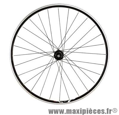 Roue route 650 arrière rj project mach 1 noir magnum hg 8/9/10v. (571/13) marque Miche - Pièce Vélo