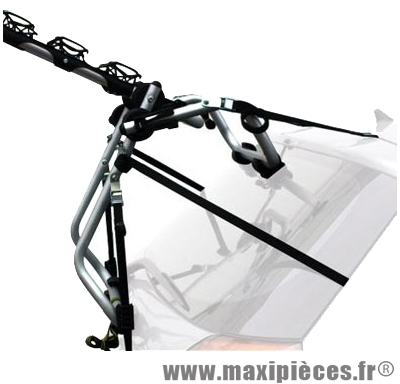 Porte vélo 6 sangles venezia acier 3 vélos marque Peruzzo - Accessoire Vélo