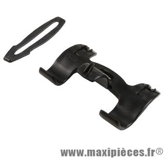 Clip fixation porte bidon mini-pompe rx200/jet marque Zéfal - Matériel pour Cycle