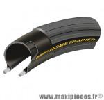 Pneu pour vélo de route 700x23 ts noir (spécial home trainer) (23-622) marque Continental - Accessoire Vélo