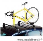 Déstockage ! Porte-vélo pour barre de toit 1 vélo universel San Remo