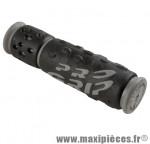 Poignée VTT 953 noir/gris lg125mm (paire) marque Progrip