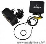Batterie nipack avec chargeur (blister) marque Sigma - Accessoire Vélo