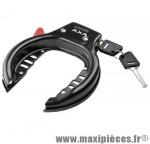 Antivol vélo fer a cheval solid marque Axa-basta - Accessoire Vélo