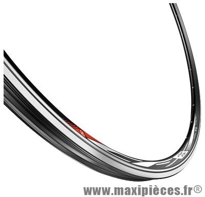 Jante route 700x23 cfx noire 32t. double paroi marque Mach1 - Matériel pour Cycle