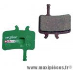 Plaquette de frein VTT adaptable avid juicy 5+7 hydraulique/bb7 mécanique (paire) organ marque SwissStop - Matériel pour Cycle