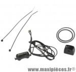 Kit capteur fréquence de pédalage Sigma pour support universel - pour compteurs BC 1609 et BC 1606L *Prix spécial !