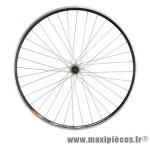 Roue route 700 arrière cfx mach 1 noir mx shimano 2400 hg 9/8v. - Accessoire Vélo Pas Cher