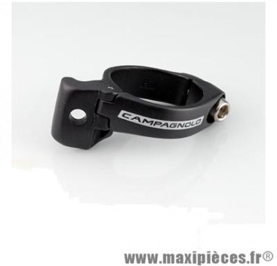 Collier de dérailleur route Campagnolo Ø31.8mm noir *Prix spécial !