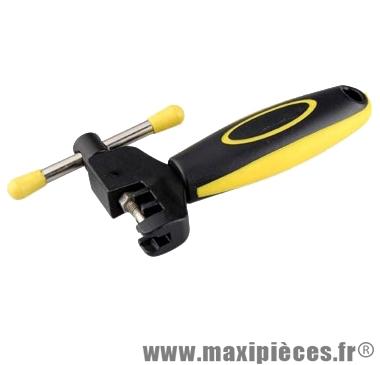 Dérive chaine jaune pour chaine 8/9/10v. marque Atoo - Matériel pour Vélo
