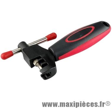 Dérive chaine rouge pour chaine 8/9/10v. marque Atoo - Matériel pour Vélo