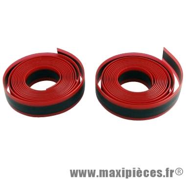Bande anti-crevaison VTC 700 largeur 27mm orange (blister de 2) marque Zéfal - Matériel pour Cycle