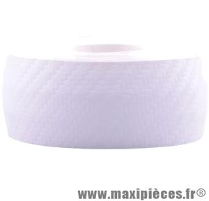 Ruban de guidon VELOX KARBON grip blanc épaisseur 2.5mm
