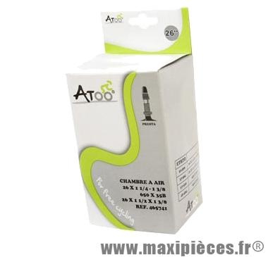 Chambre à air de tradi 650x35b vp marque Atoo - Matériel pour Vélo