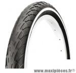 Pneu pour vélo tradi 12 1/2x2 1/4 noir (62-203) marque Deli Tire
