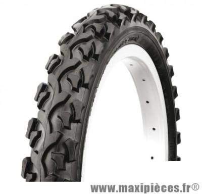 Pneu de VTT 12 1/2x1.75 noir (47-203) marque Deli Tire