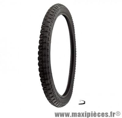 Pneu pour BMX 20x1.75 noir (47-406) marque Deli Tire