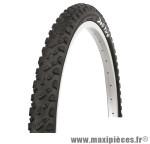 Pneu de VTT 24x1.95 noir (50-507) marque Deli Tire