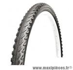 Pneu de VTT 26x1.90 style sprint noir (50-559) marque Deli Tire