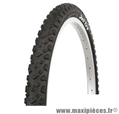 Pneu de VTT 26x1.95 noir (50-559) marque Deli Tire